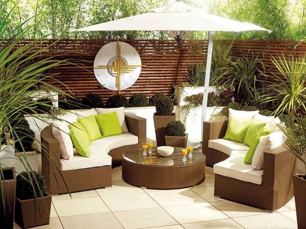 La decoraci n del hogar con muebles de jard n comprar for Muebles el jardin