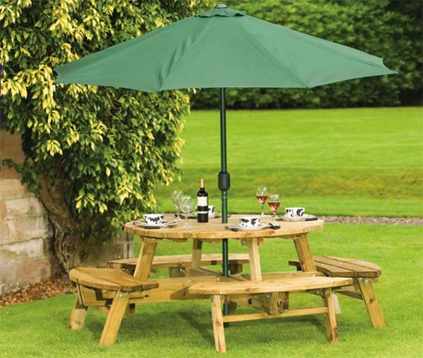 Las mejores maderas para muebles de jard n comprar - Muebles de madera de jardin ...